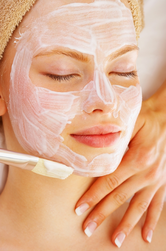 Oily skin can be best taken care of by using lotions or gels and